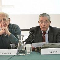 Shlomo Avineri and Arie Naor