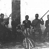 Jewish Theater Musicians, Samarkand, 1933