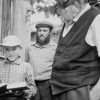 Jews of Hust, Ukraine, 1991