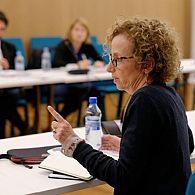 Prof. Harriet Murav, University of Illinois at Urban-Champaign